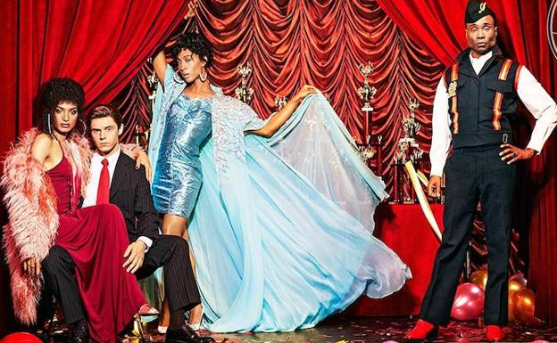 Pose 2018 Tv Show Series Season Cast Crew Online