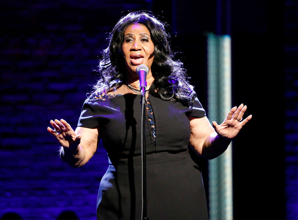 American Singer Aretha Franklin Died At The Age Of 76 Hollywoodgossip