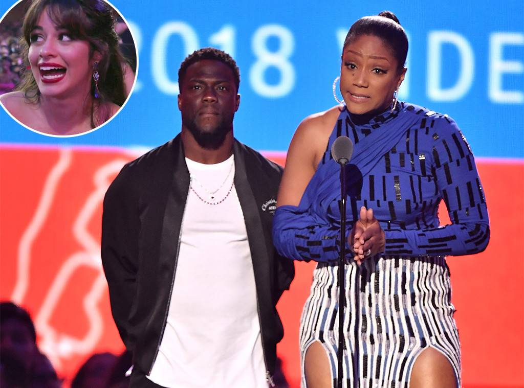Top 10 Funny And Uncomfortable Moments Of MTV VMA 2018 Music Awards Hollywoodgossip