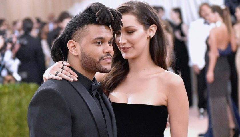 Proof Of Serious Relationship Of Bella Hadid And The Weeknd Hollywoodgossip