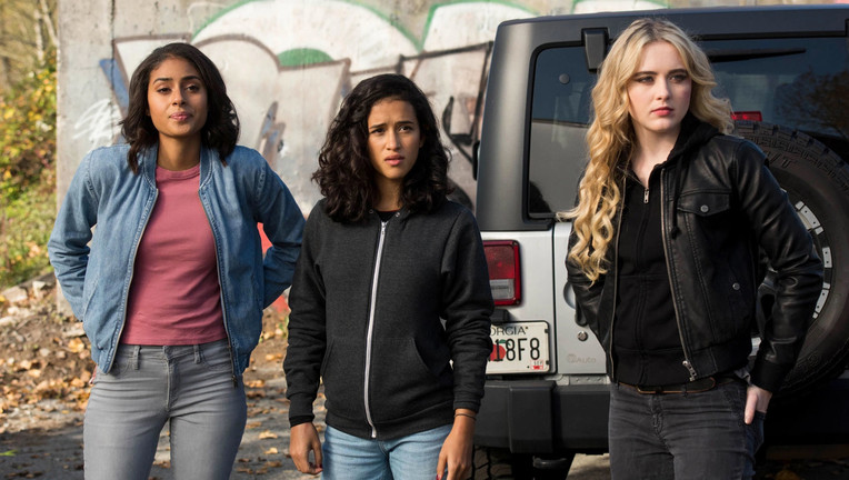 Wayward Sisters Review 2018 Tv Show Series Season Cast Crew Online