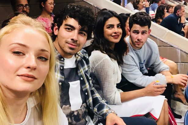 Nick And Joe Jonas On A Double Date With Priyanka Chopra And Sophie Turner HollywoodGossip