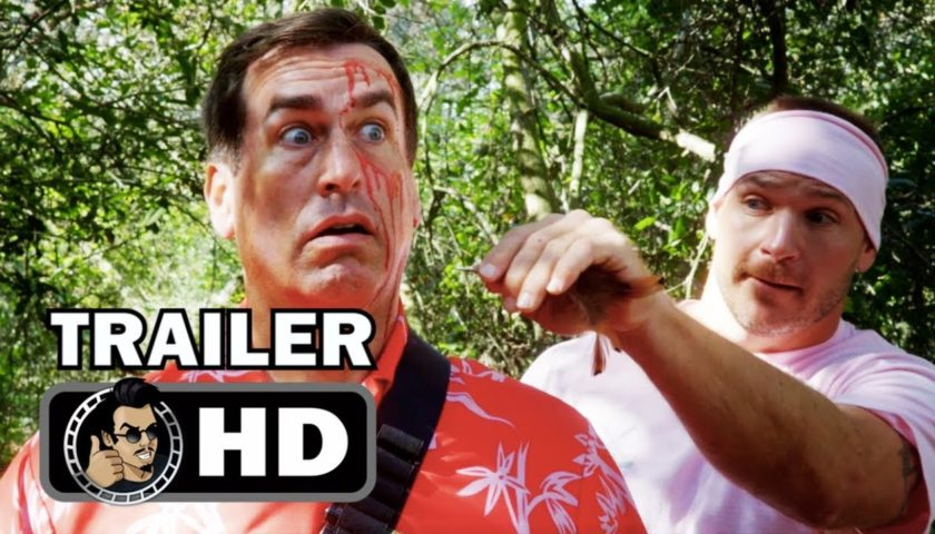Rob Riggle's Ski Master Academy Review 2018 Tv Show