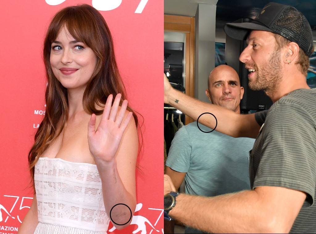 Dakota Johnson And Chris Martin Are In Relationship HollywoodGossip