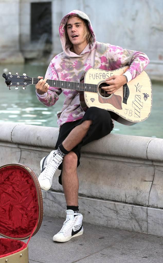 Justin Bieber Dedicated Song To Hailey Baldwin HollywoodGossip