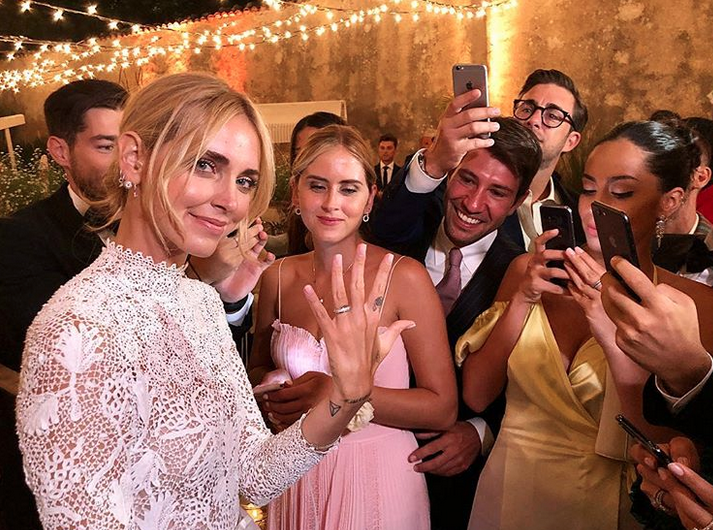 Chiara Ferragni And Fedez Got Married HollywoodGossip