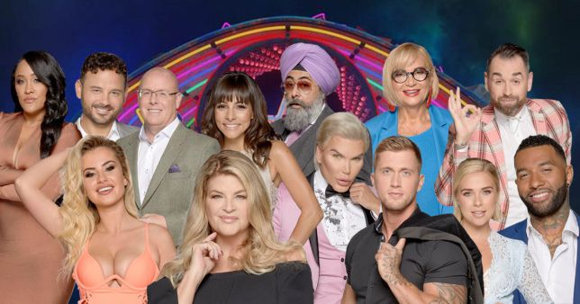 Celebrity Big Brother Review 2018 Tv Show
