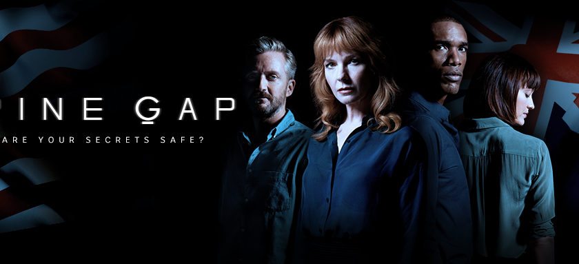 Pine Gap Review 2018 Tv Show