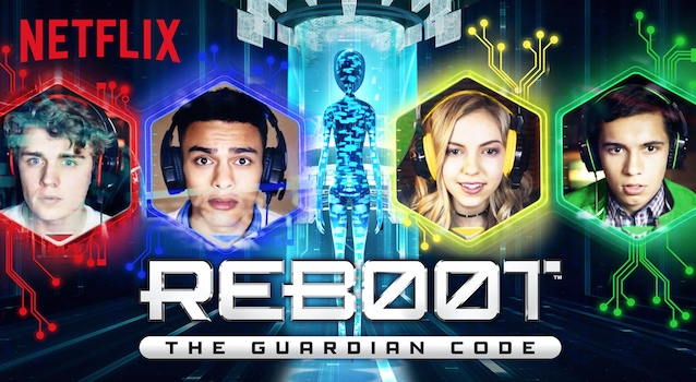 ReBoot The Guardian Code Review 2018 Tv Show