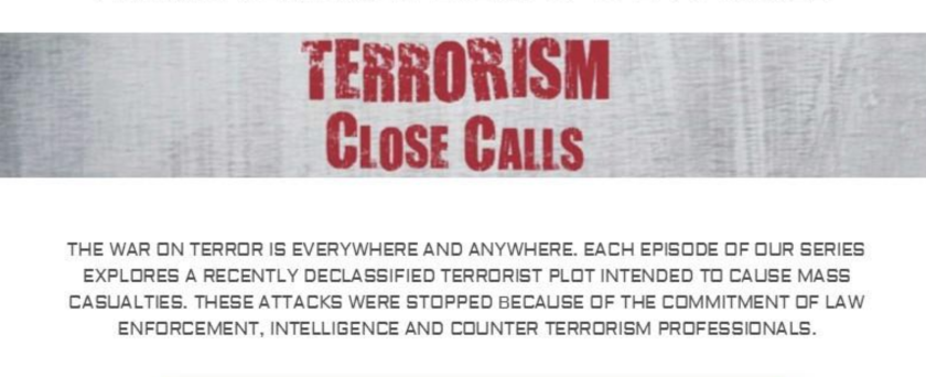 Terrorism Close Calls Review 2018 Tv Show