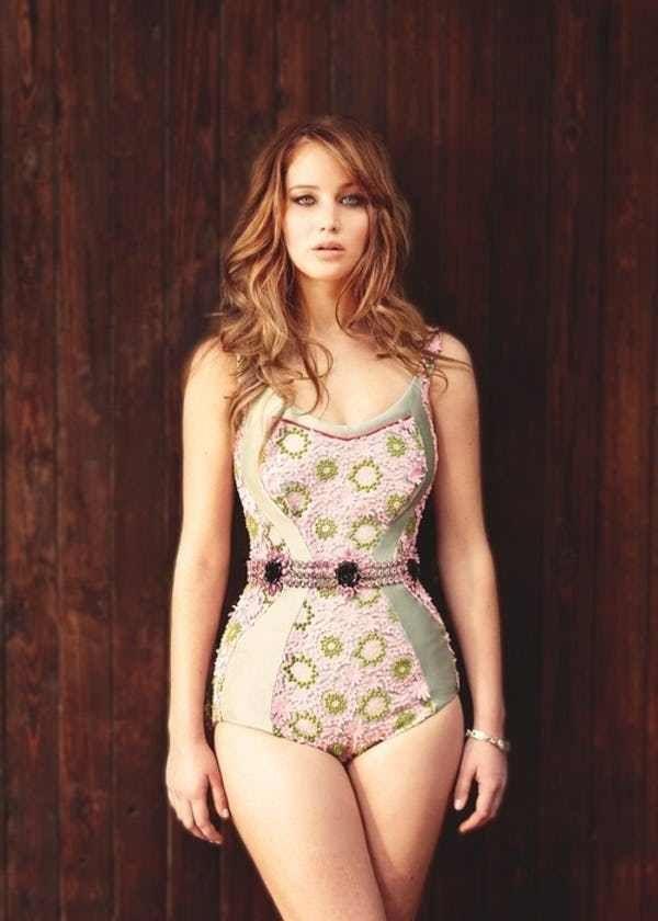 Jennifer Lawrence Hottest S3xiest Photo Images Pics HollywoodGossip