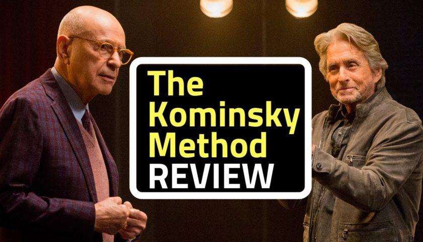 The Kominsky Method Review 2018 Tv Show