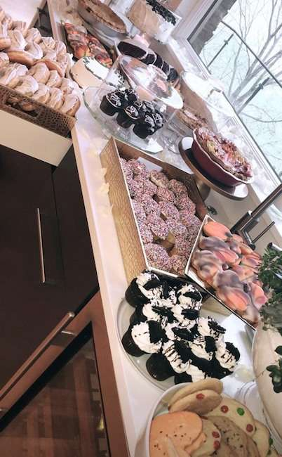 Details Of Thanksgiving By Khloe Kardashian Tristan Thompson And True HollywoodGossip