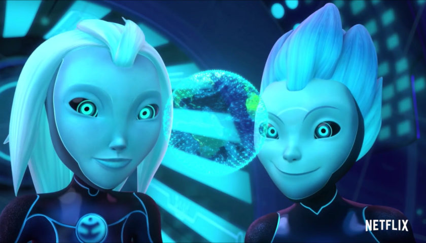 3Below Tales of Arcadia Review 2018 Tv Show