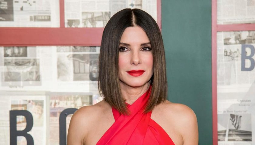 Sandra Bullock Is In Love With Keanu Reeves HollywoodGossip