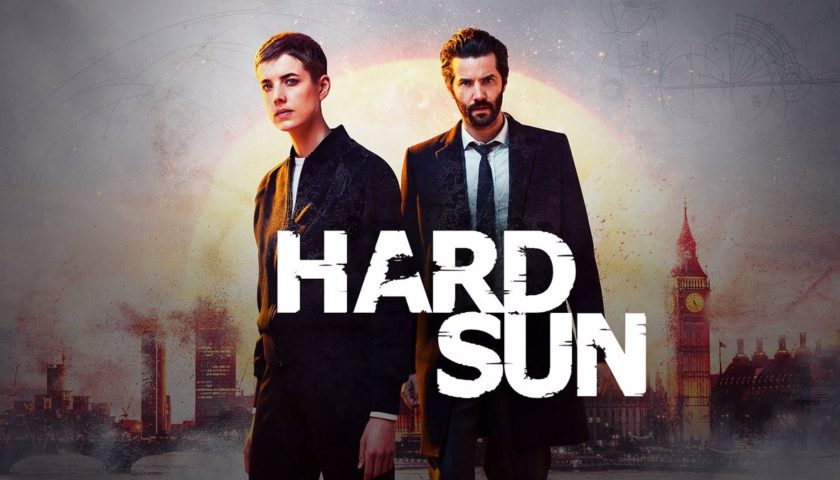 Hard Sun Review 2018 Tv Show