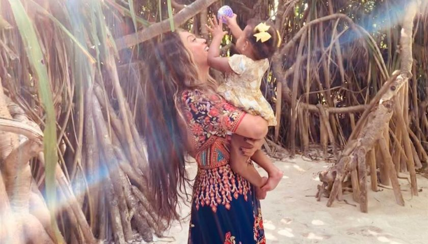 Beyonce Shares New Images Of Her Twins HollywoodGossip