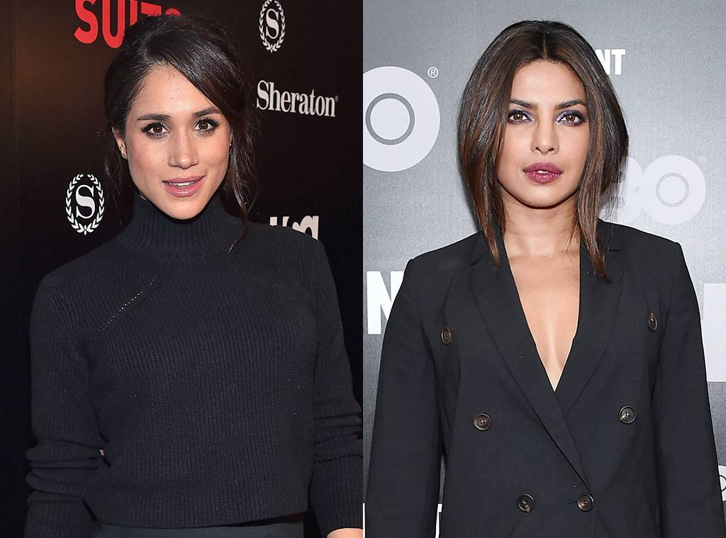 Meghan Markle Not Attending The Wedding Of Nick Jonas and Priyanka Chopra HollywoodGossip