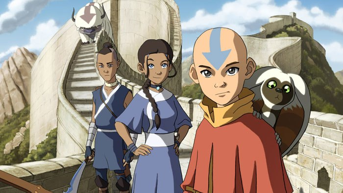 Avatar The Last Airbender tv show 2019