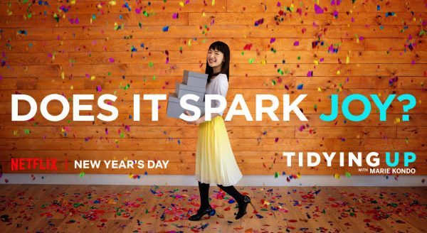 Tidying Up with Marie Kondo Review 2019 Tv Show