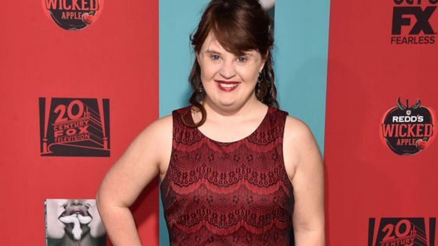 Jamie Brewer photos,pics,images