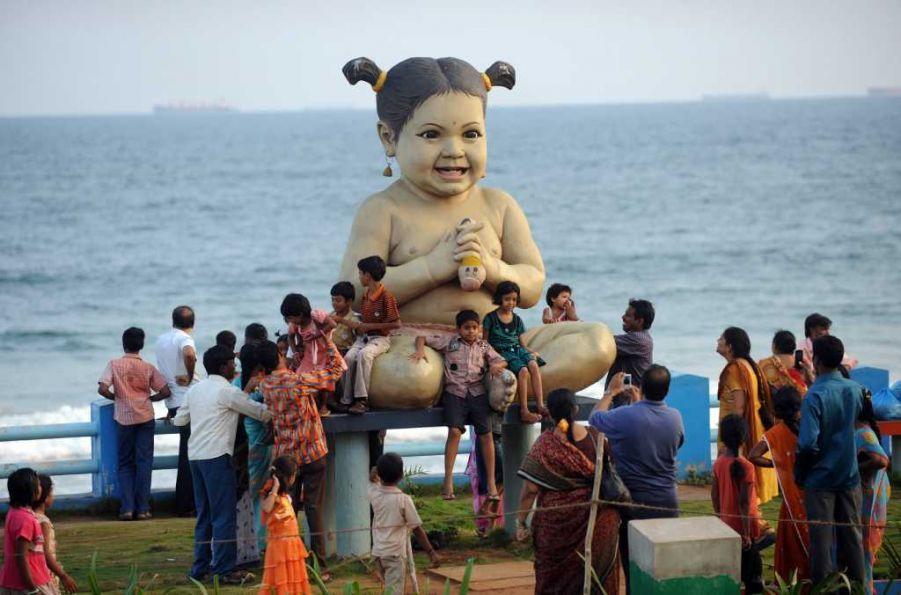 Doll Sculpture, India