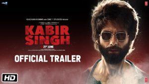 Kabir Singh 2019 Movie