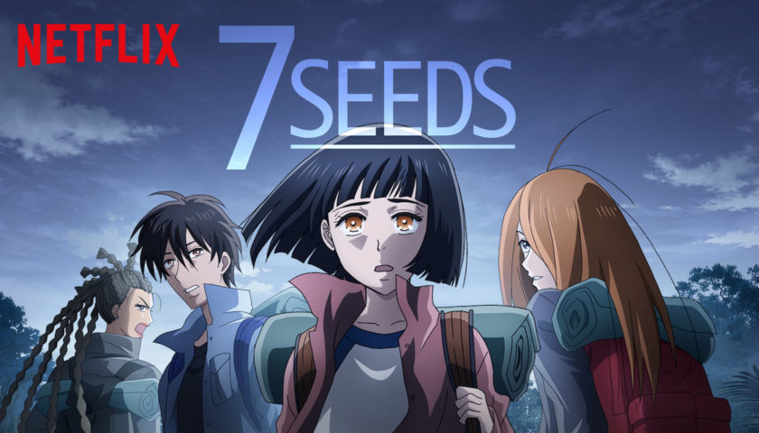 7Seeds 2019 tv show review