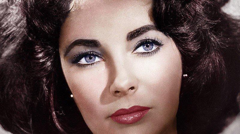 Elizabeth Taylor eyes pics