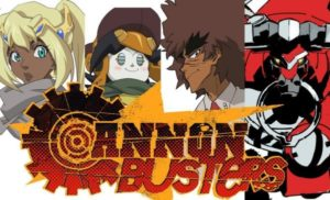 Cannon Busters 2019 tv show review