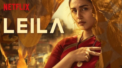 Leila 2019 tv show review