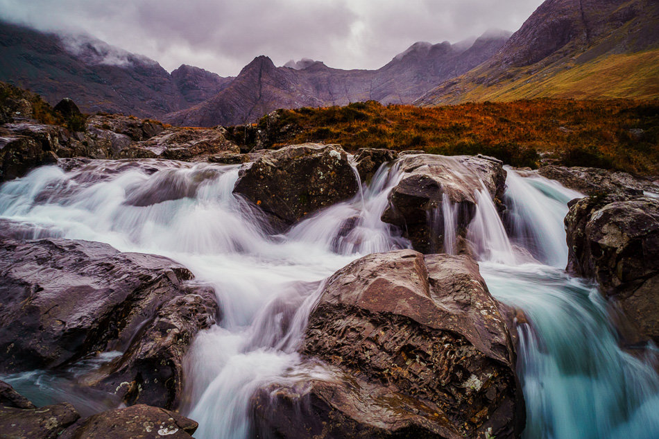 8. The Fairy Pools on the Isle of Skye – Scotland