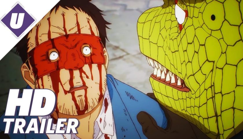 Dorohedoro tv show Review 2020