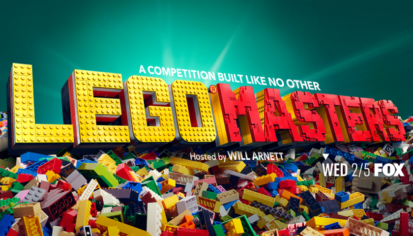 Lego Masters tv show Review