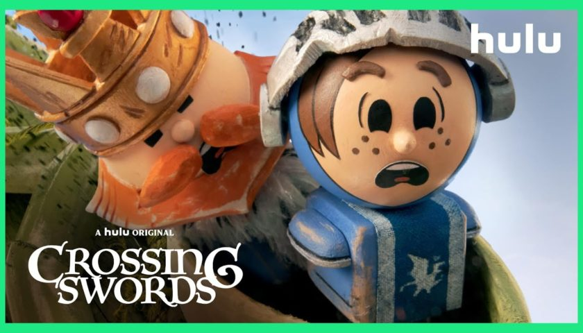 Crossing Swords tv show review
