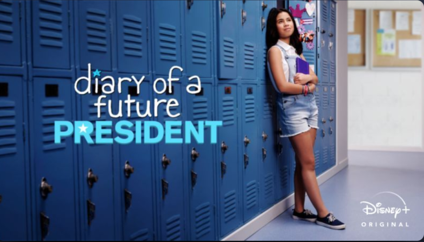 Diary of a Future President 2020 tv show review