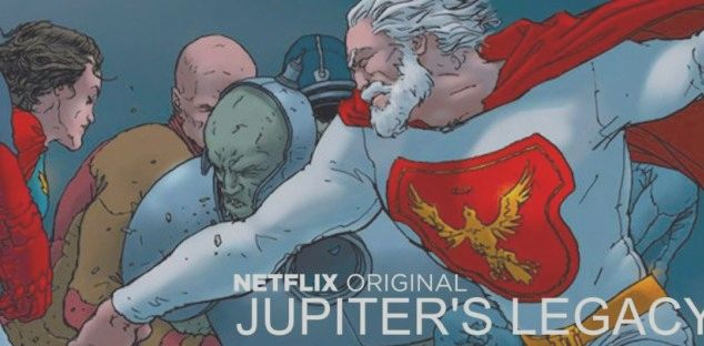 Jupiter's Legacy 2020 tv show review