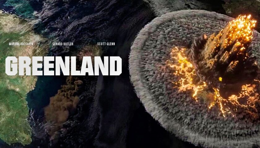 Greenland 2020 Movie