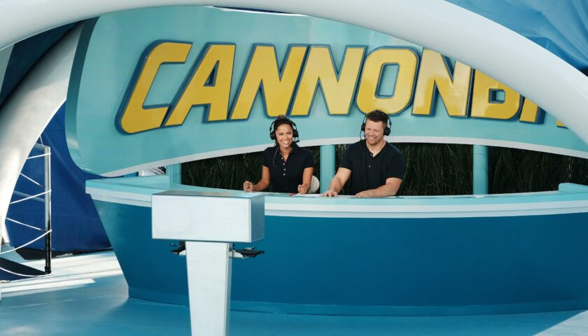 cannonball tv show 2020
