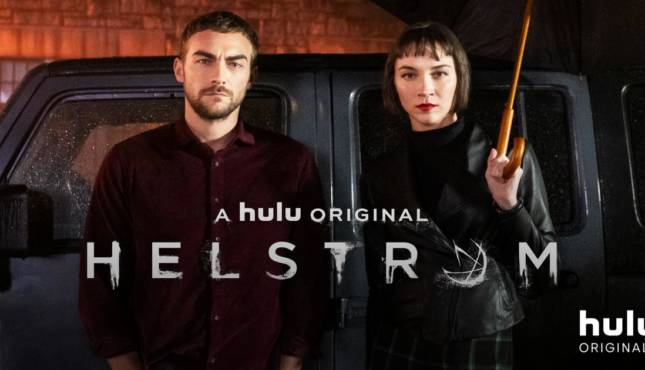 Helstrom Review 2020 Tv Show