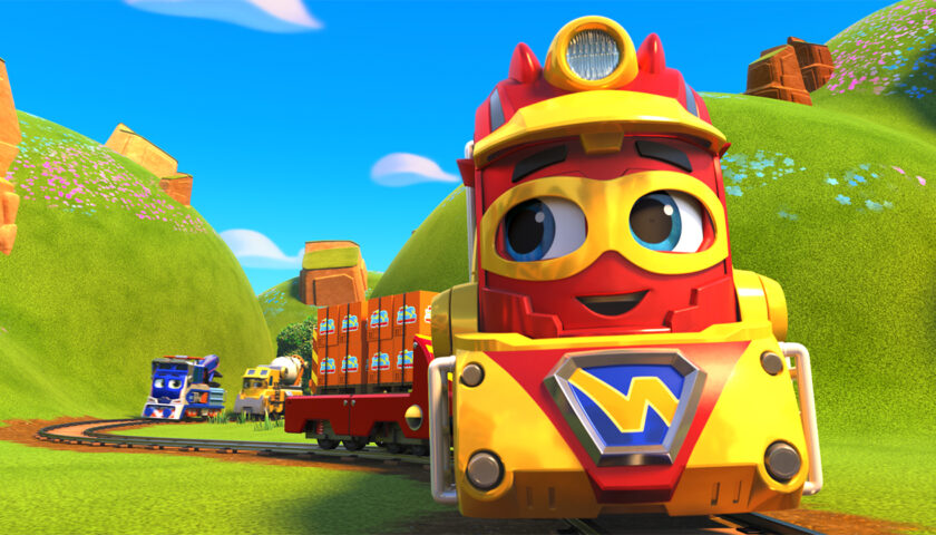 Mighty Express 2020 tv show review