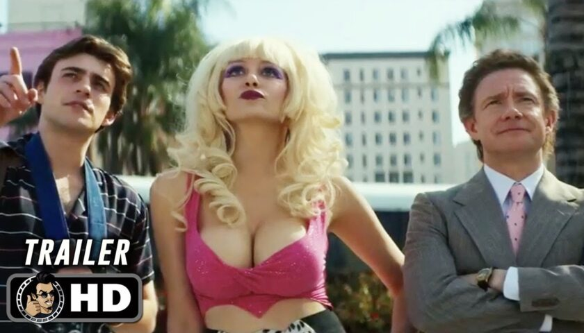Angelyne 2020 tv show Review
