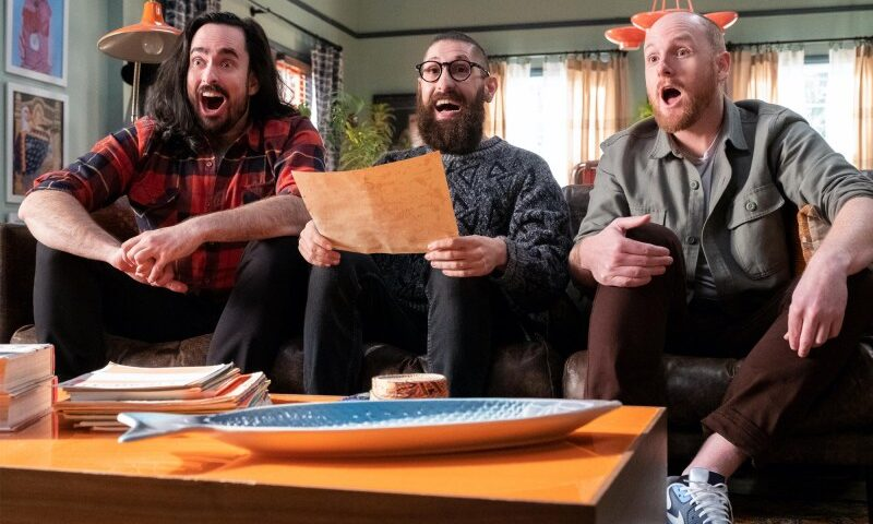 Aunty Donna's Big Ol' House of Fun 2020 tv show review