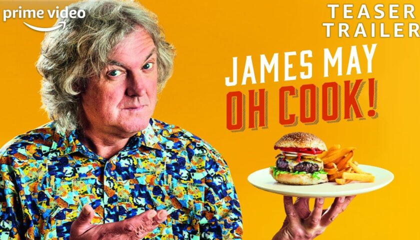 James May Oh Cook! tv show review