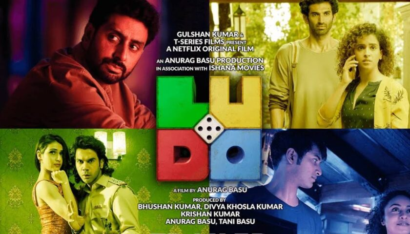 Ludo 2020 movie review