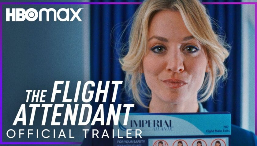 The Flight Attendant Review 2020 Tv Show