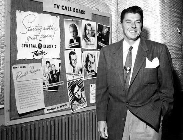 The Reagans tv show review