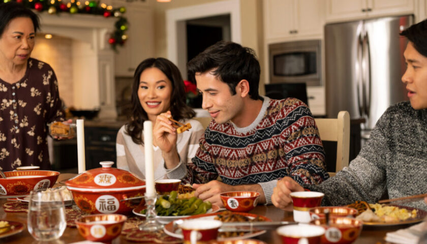 A Sugar & Spice Holiday 2020 Movie Review