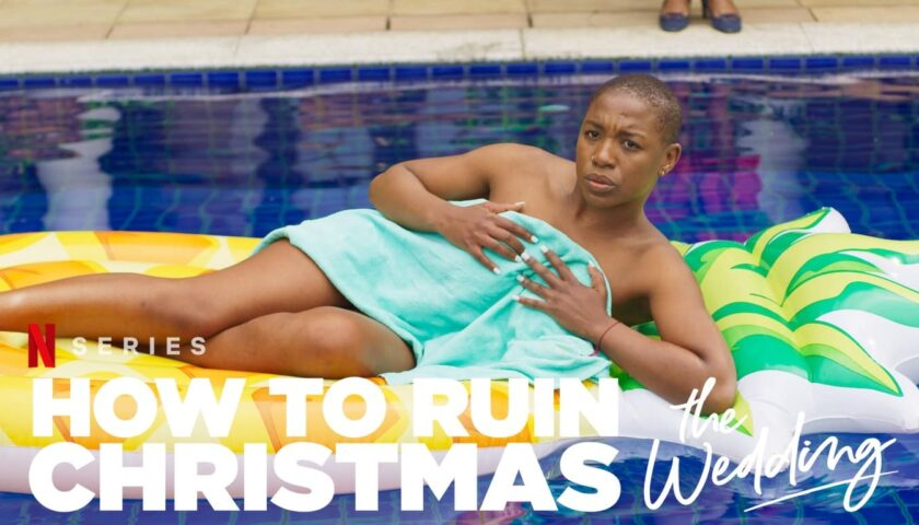 How to Ruin Christmas The Wedding Review 2020 Tv Show