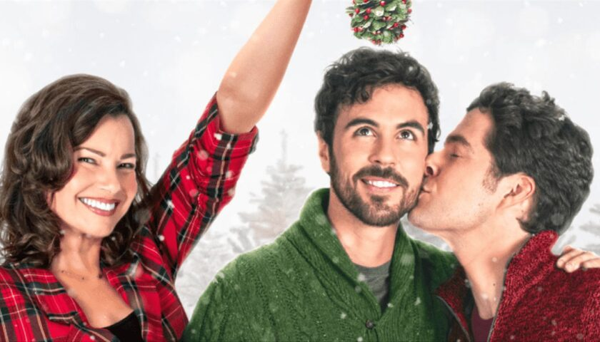 The Christmas Setup 2020 movie review